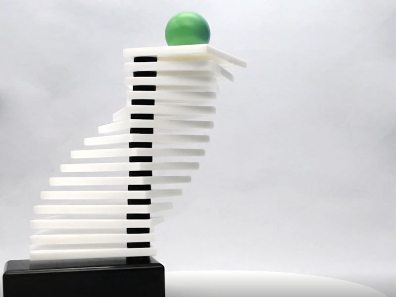 Acrylic Trophy Customization