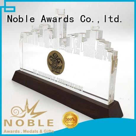 Noble Awards Custom custom trophy awards For Sport games