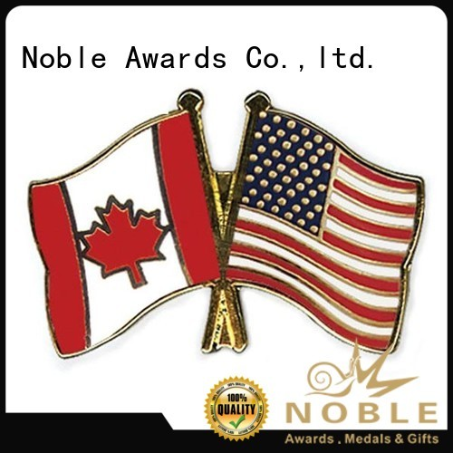 Noble Awards custom Lapel Pins get quote For Sport games