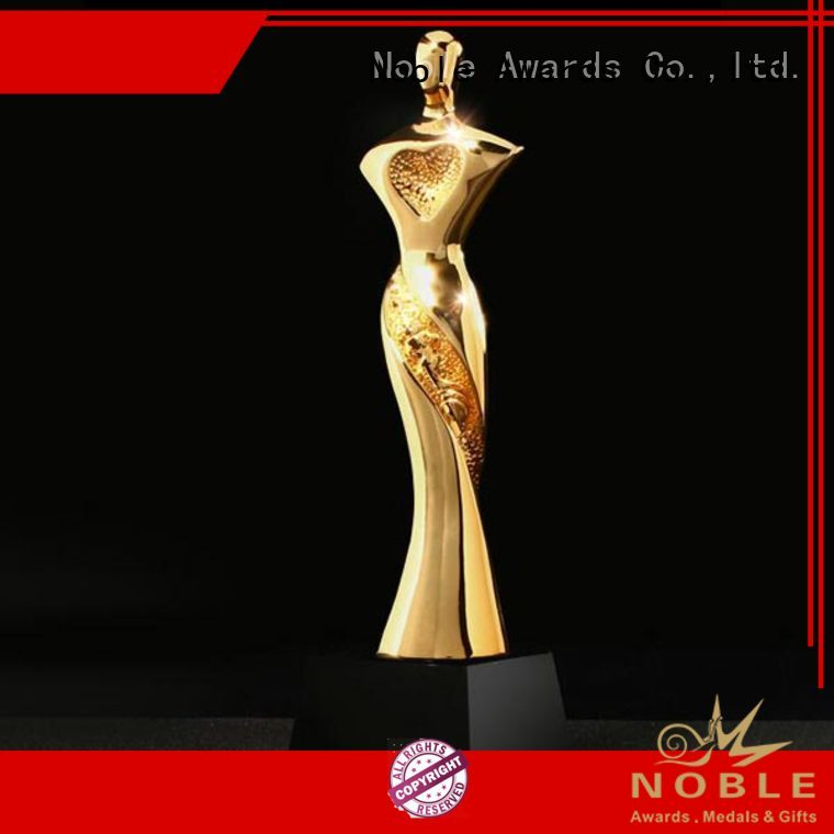 Noble Awards New design custom made Resin trophies Top grade A Resin For Sport games
