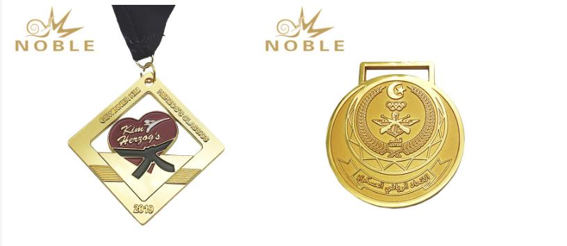 customized sport medals