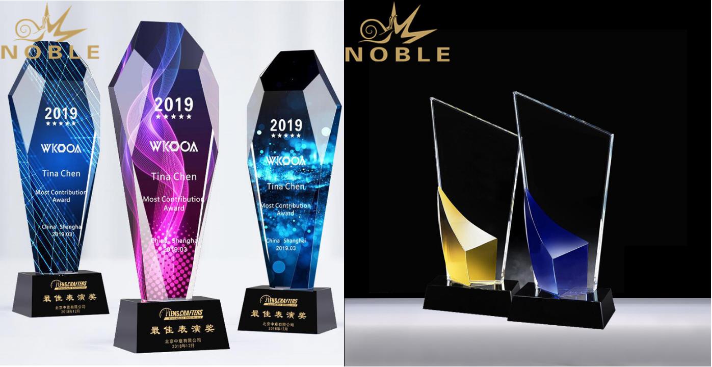 Custom Award Trophy