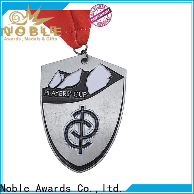 Noble Awards scholastic events Custom medals ODM For Gift
