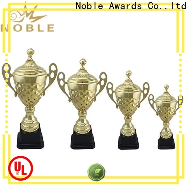 Noble Awards high-quality champions cup trophy free sample For Gift