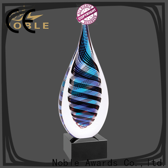 Noble Awards durable custom sports trophy ODM For Sport games