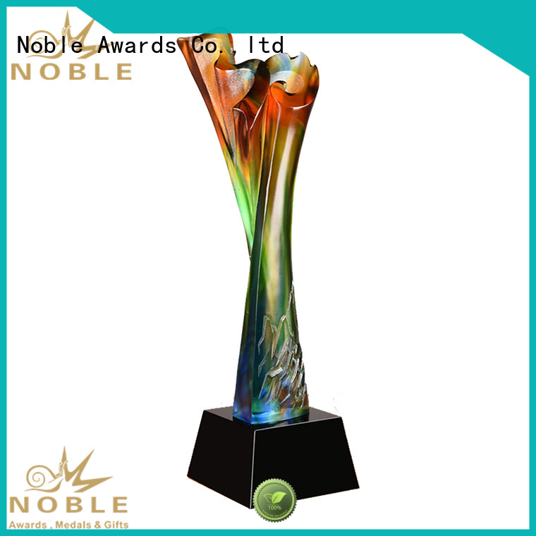 Noble Awards handcraft best trophies customization For Gift