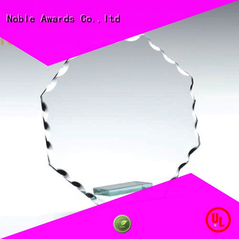 high-quality Crystal Trophy Award jade crystal free sample For Gift