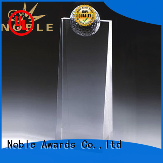 latest Blank Crystal Trophy jade crystal free sample For Awards