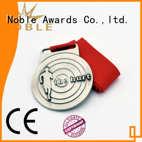 Noble Awards latest star shaped medals OEM For Gift