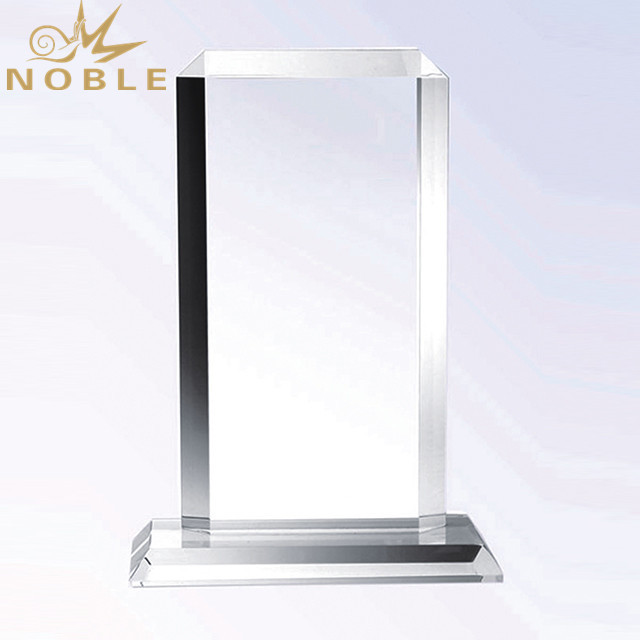 Wholesales Blank Crystal Award Plaque Trophy