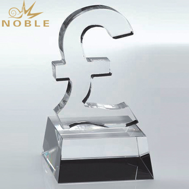 Latest Style Blank Crystal Prize Cheap Transparent Crystal Trophies And Awards Souvenir Gift