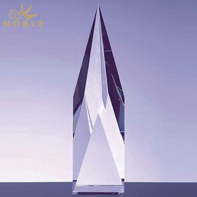 Hot Sale Customized Crystal Obelisk Award