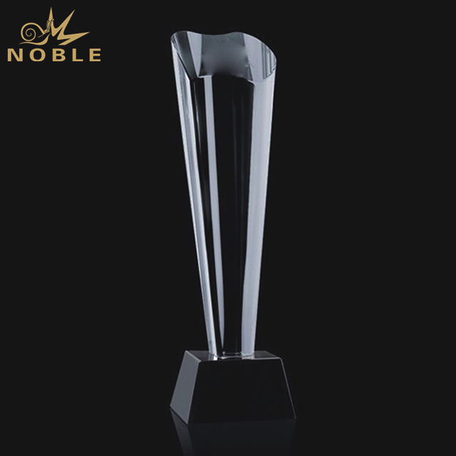 Wholesale Customized Blank Crystal Trophy
