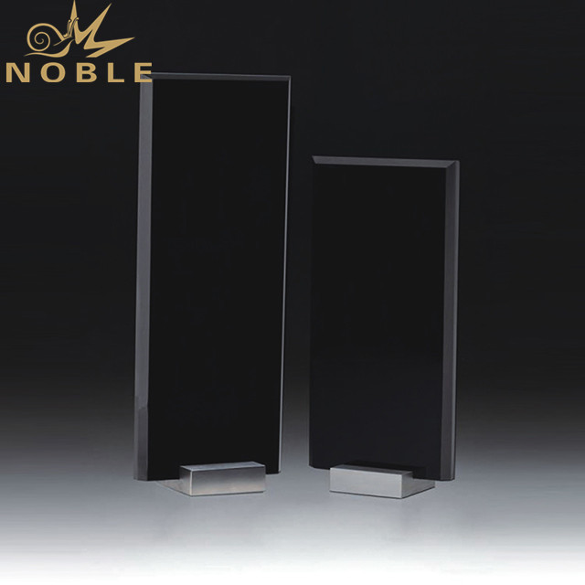 Wholesale Crystal Shield Awards Blank Plaque With Base