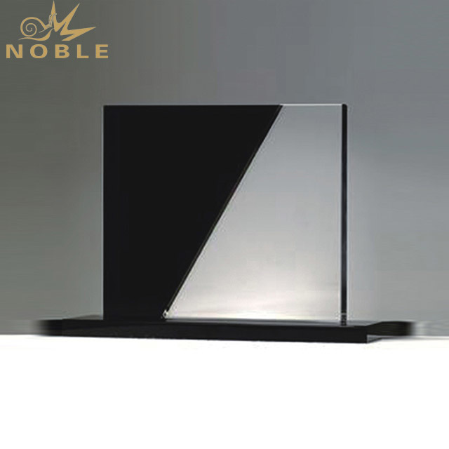2019 Noble Clear Crystal Diamond Trophy Crystal Diamond Awards Manufacture
