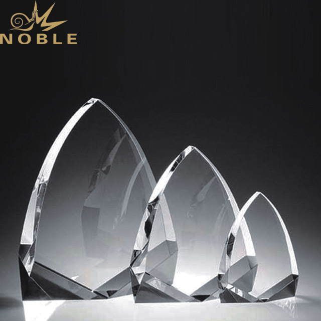 2019 Noble Professional Custom Crystal Trophy for Sale