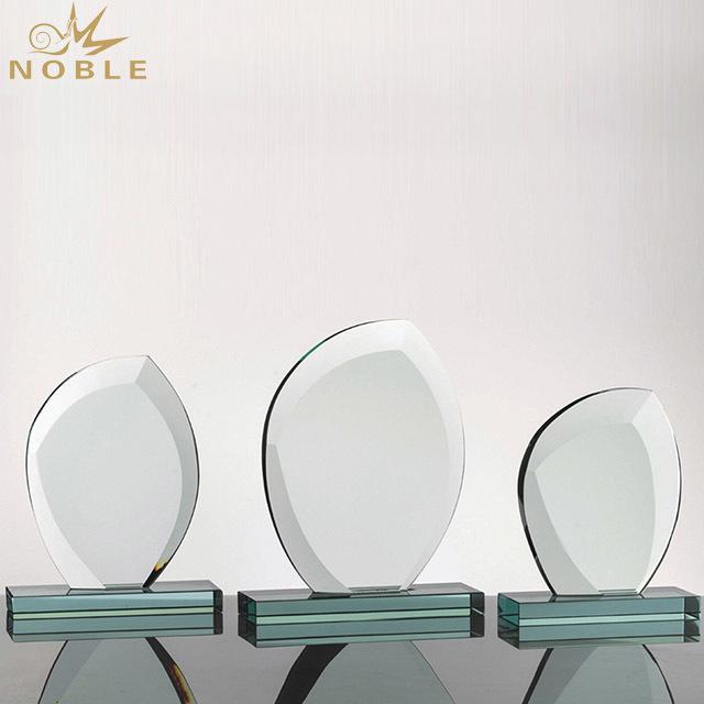 Custom Blank K9 Crystal Glass Trophy Award Cylinder Shape Crystal Glass Awards Trophies