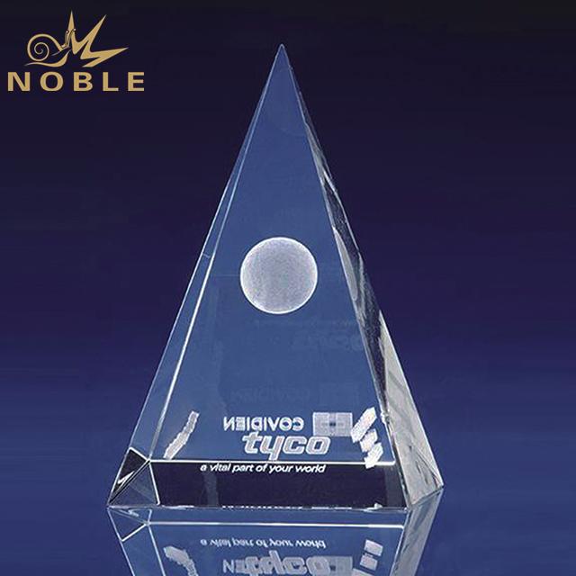 Hot Selling Obelisk Crystal Award