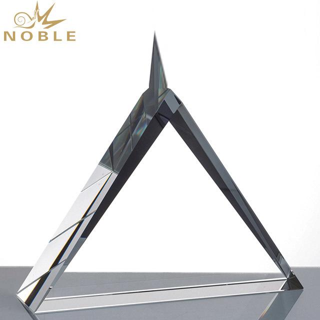 2019 Noble Cheap Custom Blank Crystal Trophy Acrylic Award