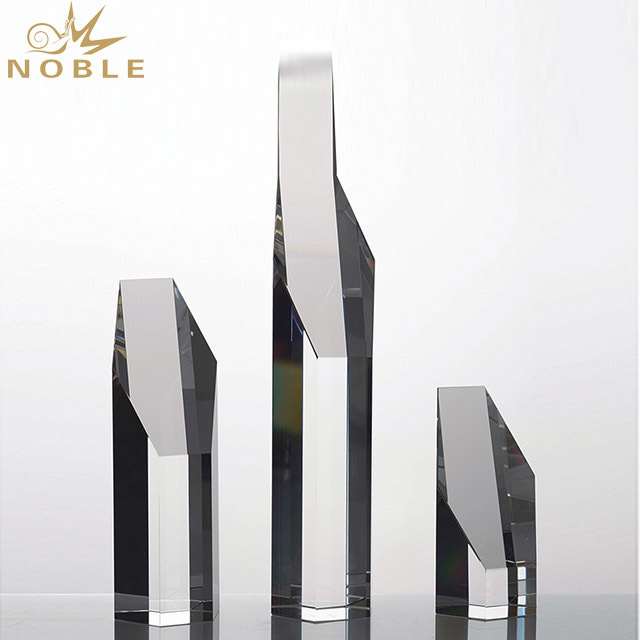 2019 Noble Fantastic Optical Business Crystal Glass Awards for Sale