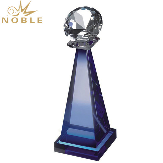 Clear Crystal Diamond Trophy Crystal Diamond Awards