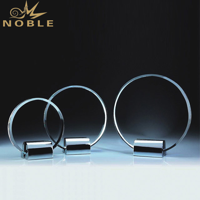 2019 Noble Professional Custom Crystal Trophy For Event Gifts