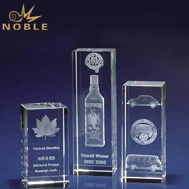 Popular Custom Crystal Cube For Engraving