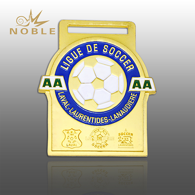 Cheap Customized Gold Medal For Sports Souvenir