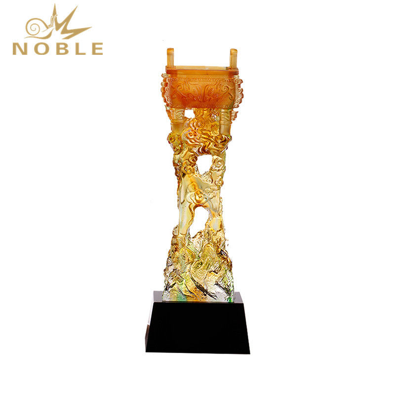 Factory Wholesale Liuli Trophy and Award