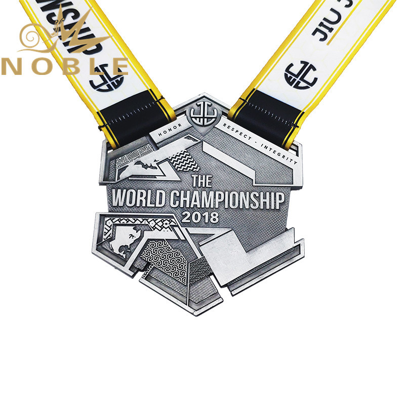 High quality sports championship metal medal