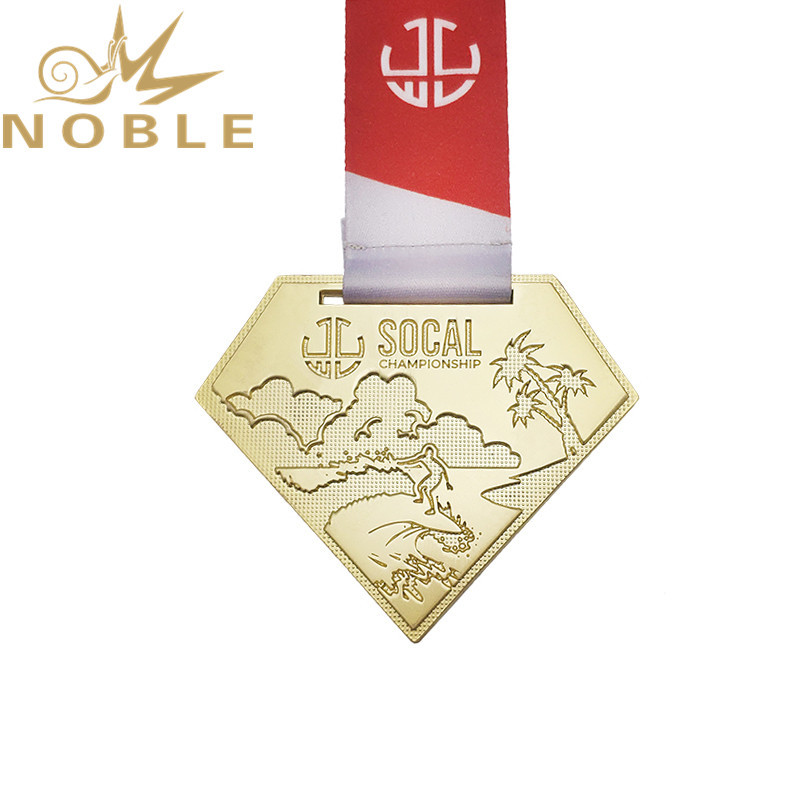 Noble Awards custom Sports  medals