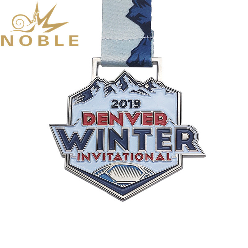 Excellent design high quality custom metal medal for winner