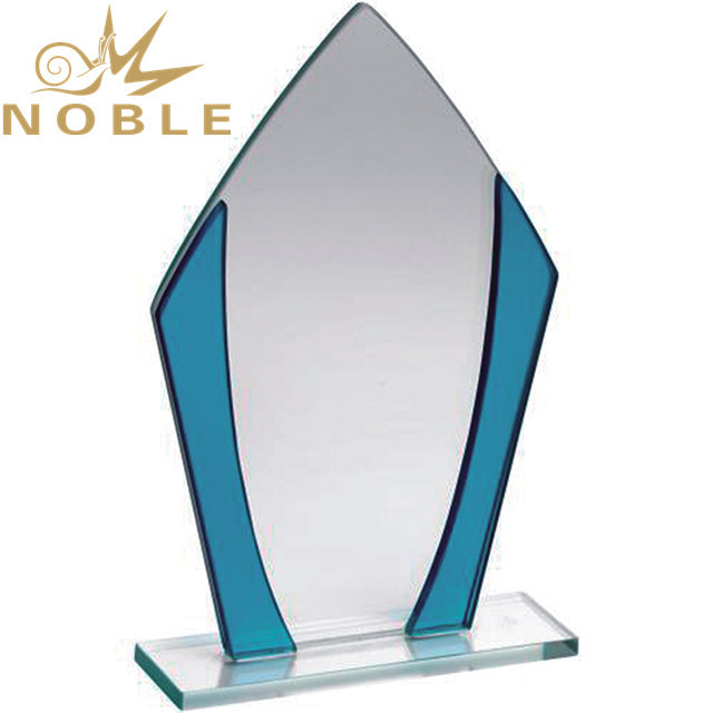 Free engraving blank glass plaque