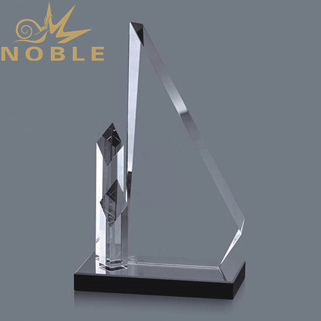 Free engraving crystal plaque tower trophy