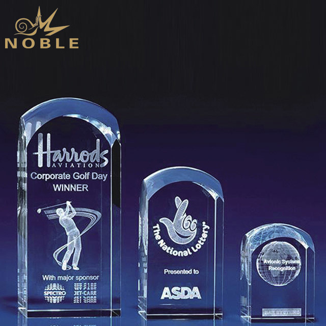 2019 Noble Factory Sale Good Quality Crystal Trophy Awards