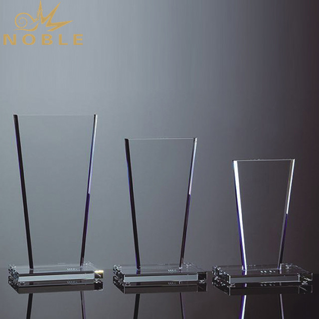 2019 Hottest Wholesale Crystal Award Plaques