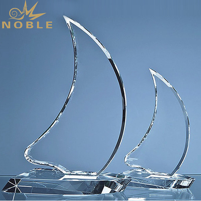 Personalized Customized Crystal Award Trophy
