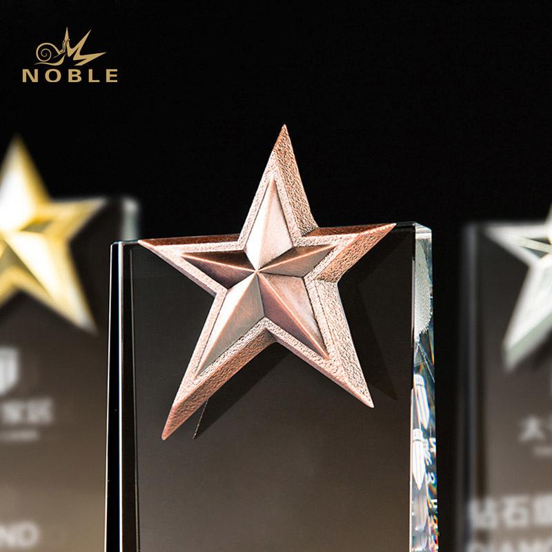 Crystal Star Tower Award