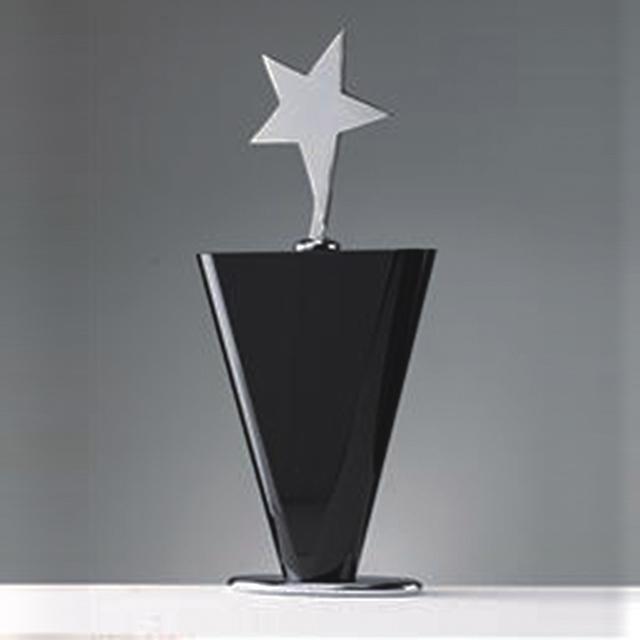 Custom Crystal Trophy Crystal Award Souvenir Gift Star Trophy