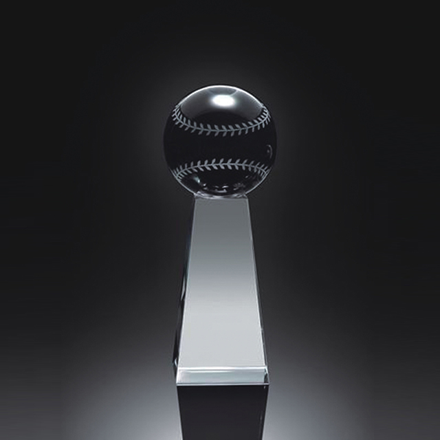 Customize New Design Crystal Trophy For Sports