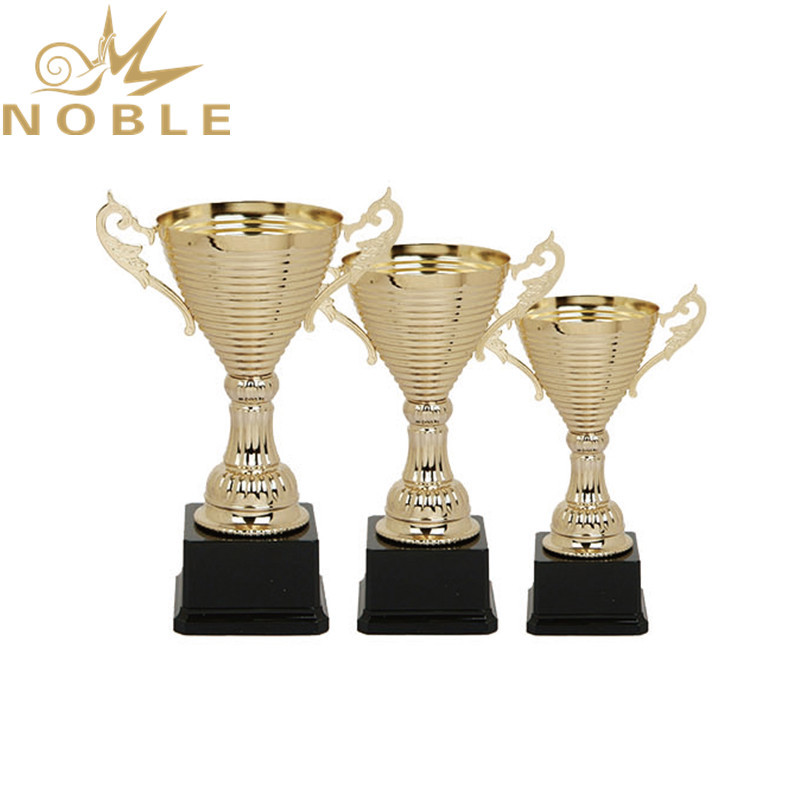 Popular sports championships trophy metal cup award