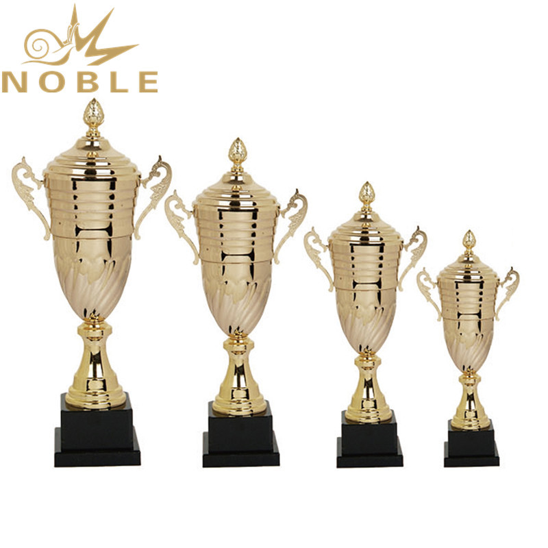 high quality different sizes Student sports metal trophy