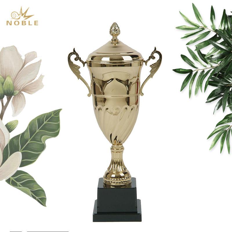 Trophy Metal for  Badminton Sport