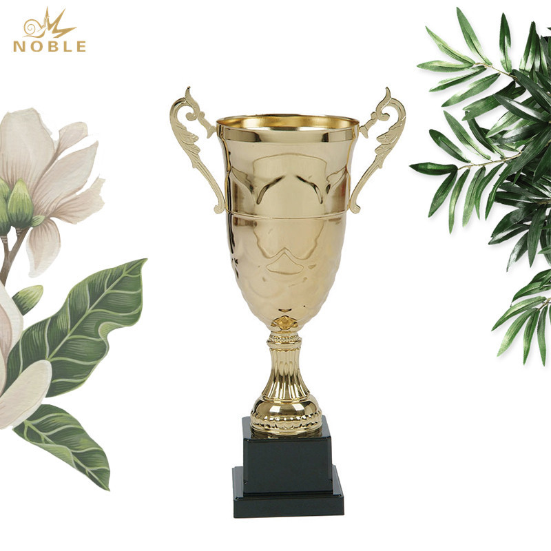Custom Logo Cup Large Metal Trophy Awards Trophy Cup