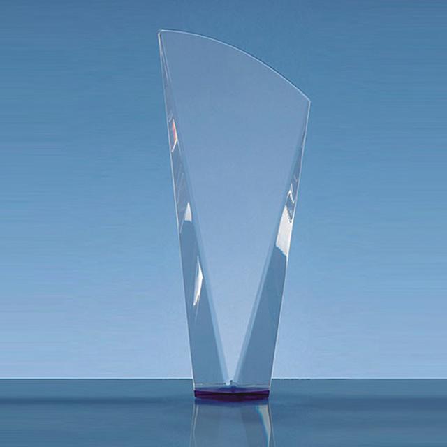 Custom Manufacturing Custom K9 Crystal Trophy