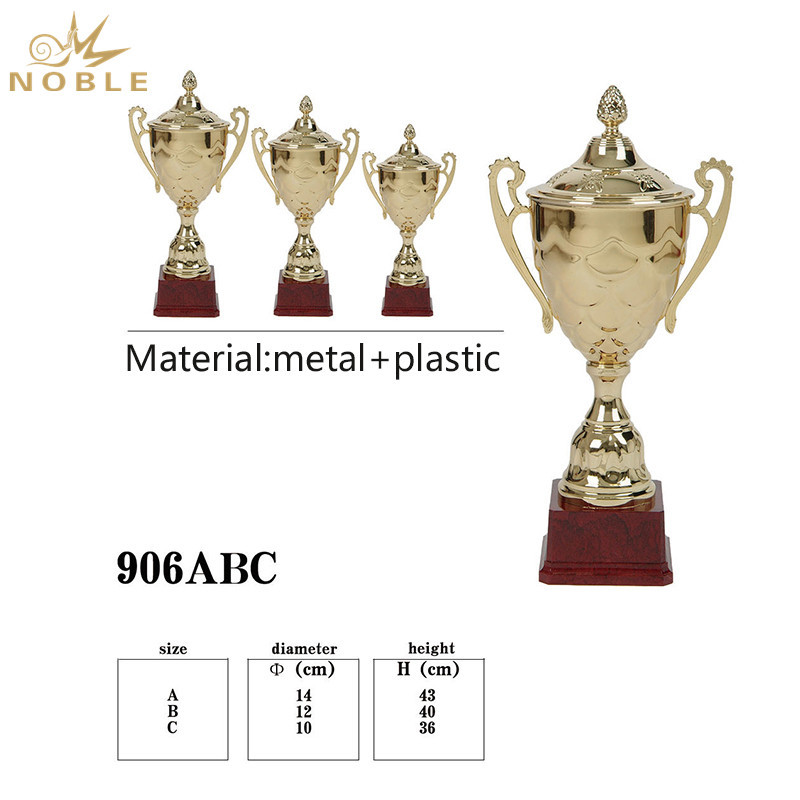 Trophy Metal Custom Supplier Trophy Cups Parts