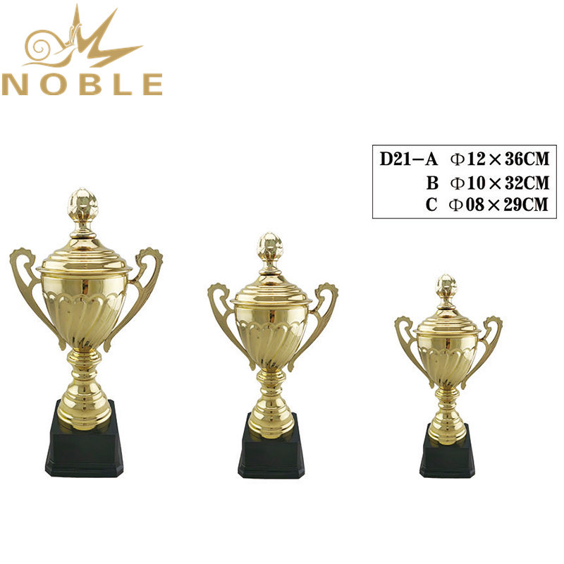 new product metal world cup trophy high quality sports cup trophy