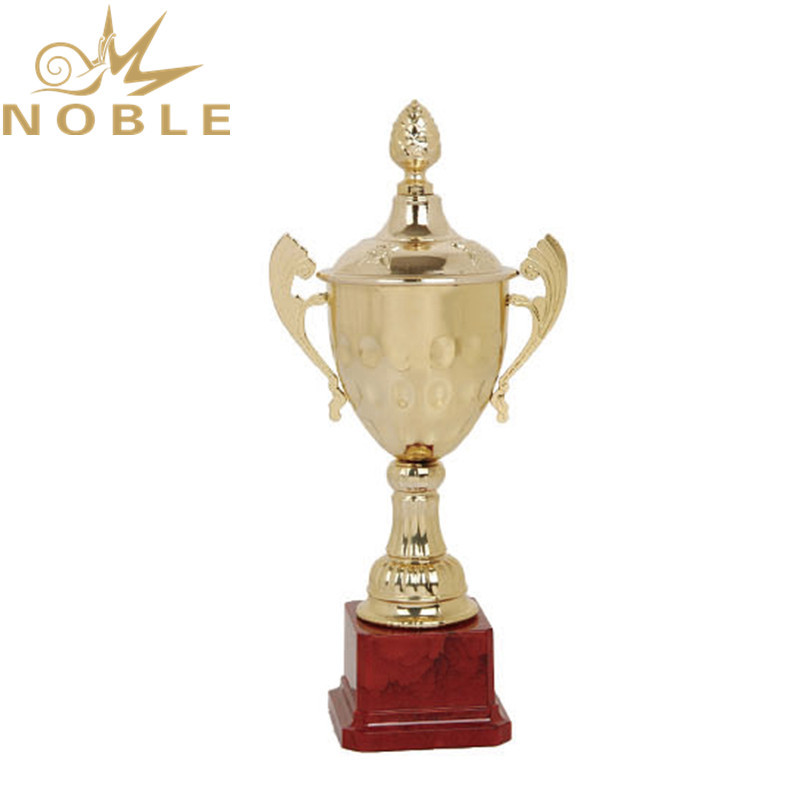 High quality new product metal champions league trophy award