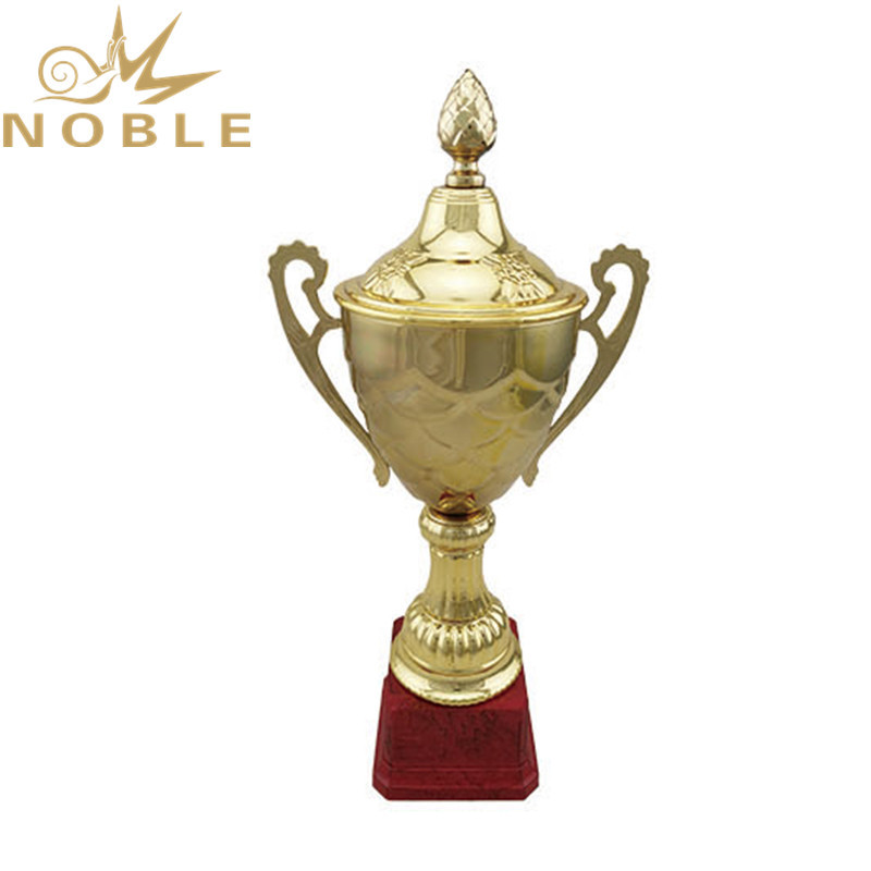new product metal cup trophy award sports golf trophy