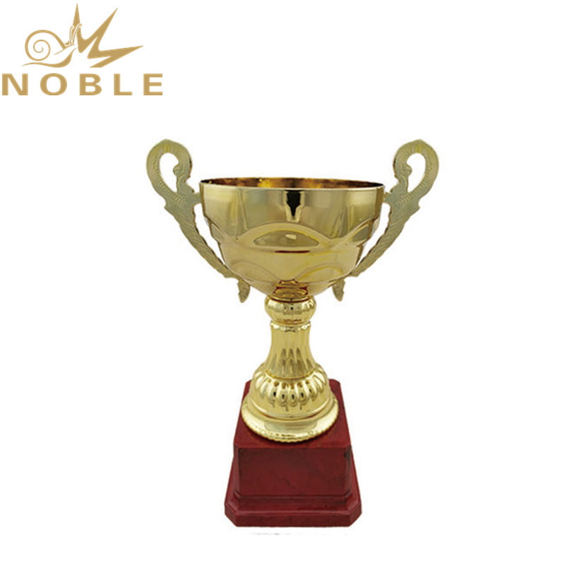 New Product School Sports Trophy Cheap Metal Award